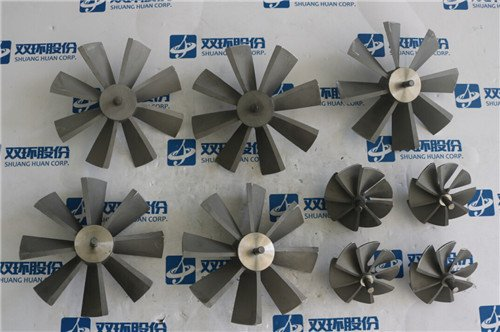 Turbines Inc 4寸叶轮10220-01