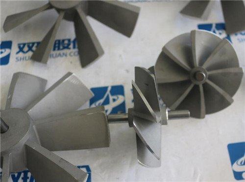 Turbines Inc叶轮 8寸10666-01