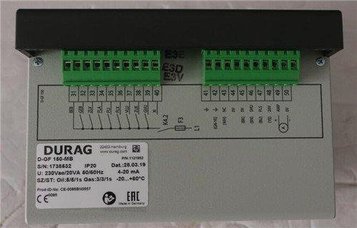 杜拉格DURAG燃烧控制器D-GF 150-MB
