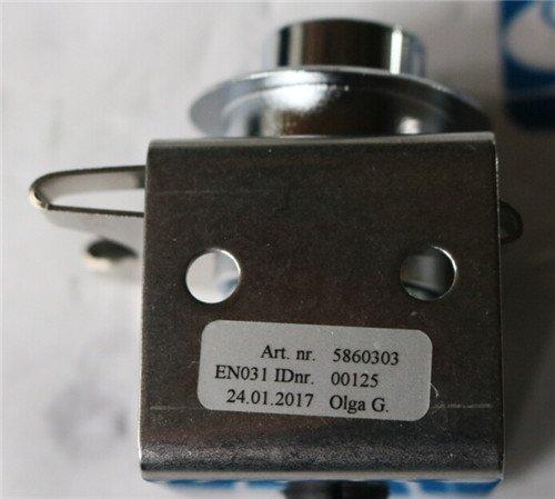 EVAC气动按钮5860303