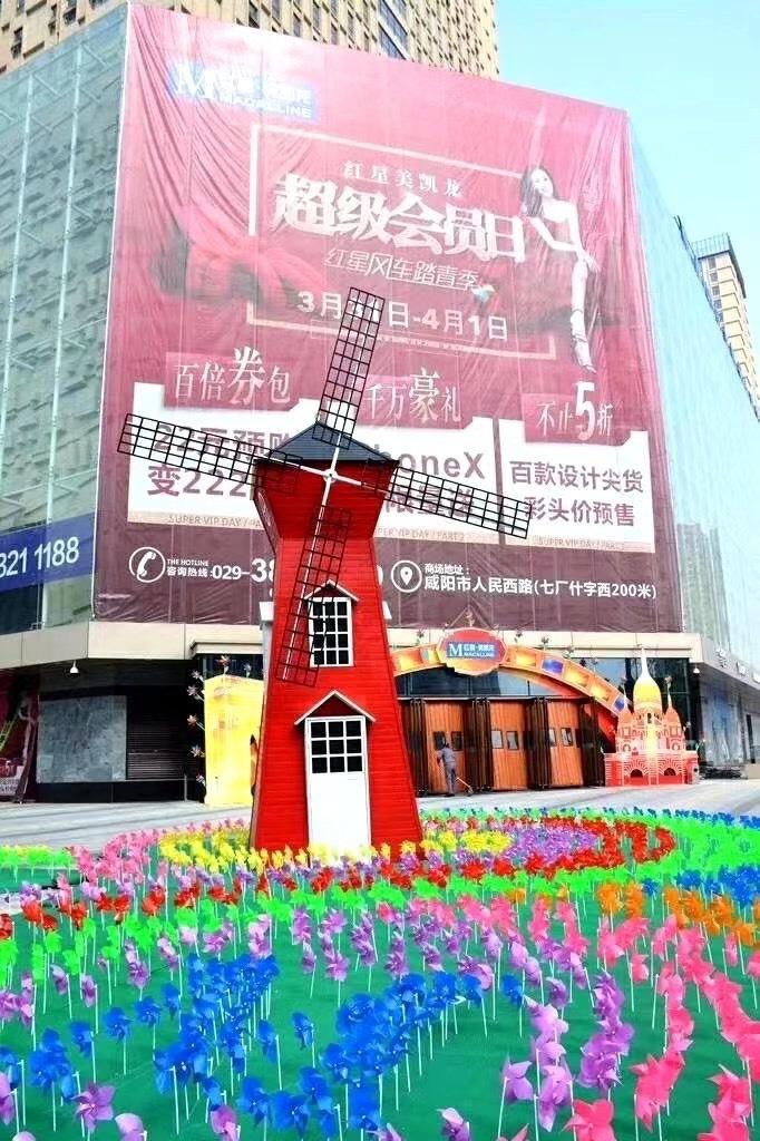 北京大型树状雕塑烟泡树出租制作直销、