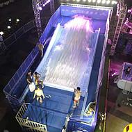 水上冲浪模拟器双人冲浪机设备生产安装