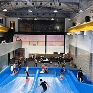 固定式水上冲浪单人冲浪机设备生产安装