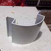广东圆弧铝圆角德普龙加油站包柱护角安全可靠