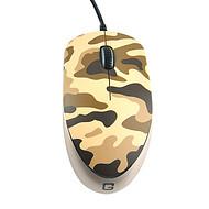 供应B.FRIENDit壁虎忍者IGM1有线游戏鼠标 迷彩色办公鼠标