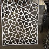 私人别墅铝窗花 铝合金防护窗传统款式