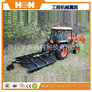 园艺割草机  大型割草机 装载割草机 滑移割草机厂家直销 HCN机具