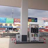 中石化加油站包柱铝圆角【加油站翻新现货供应】