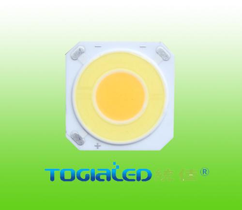 陶瓷基板双色温COB灯珠2020