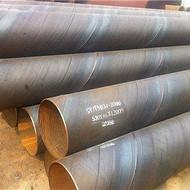 天津大邱庄大口径螺旋钢管,Q235B螺旋钢管厂,Q345B厚壁螺旋钢管